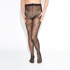 SOPHISTICATED BOW TIGHTS