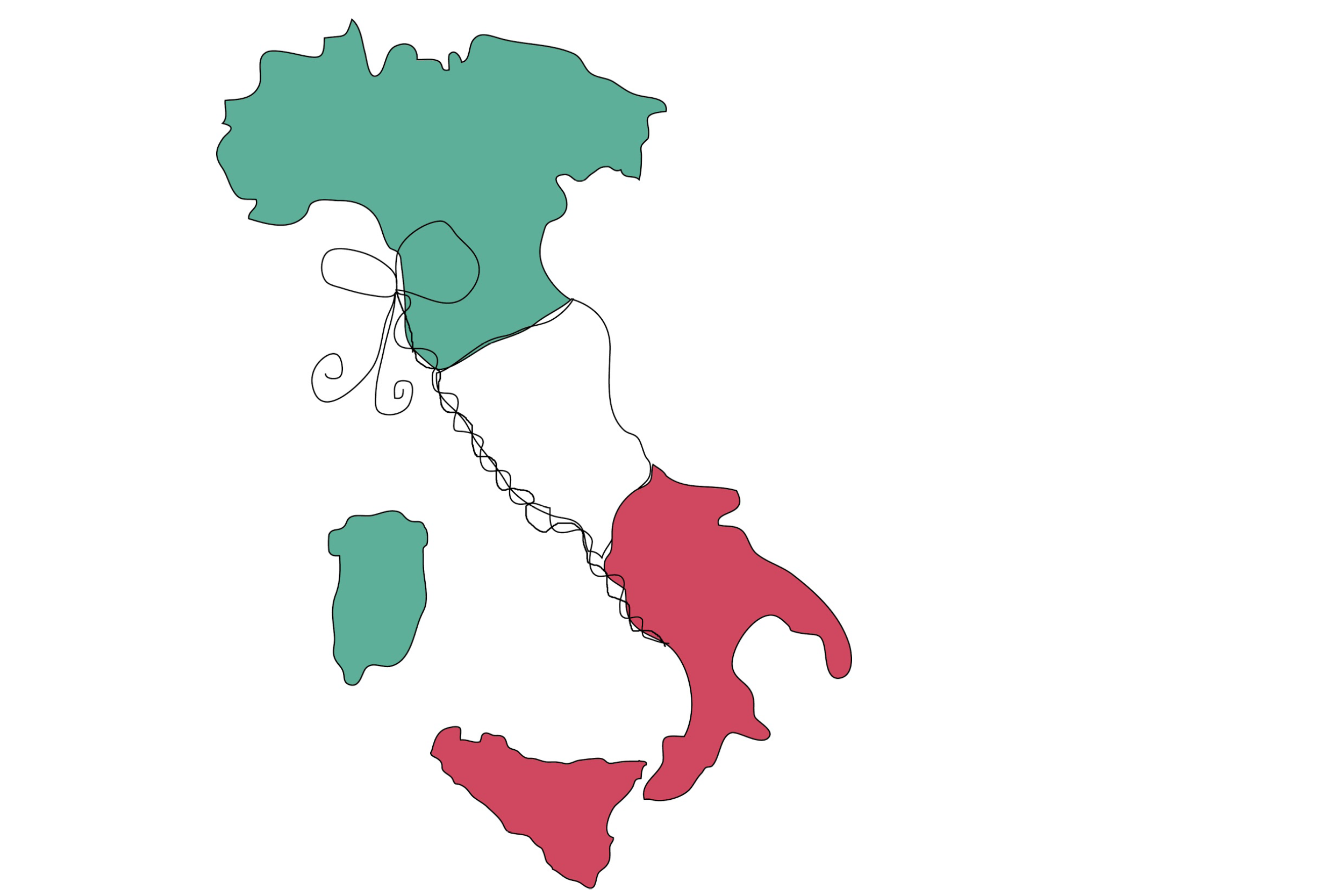 TIL ITALIEN MED NYE SKO